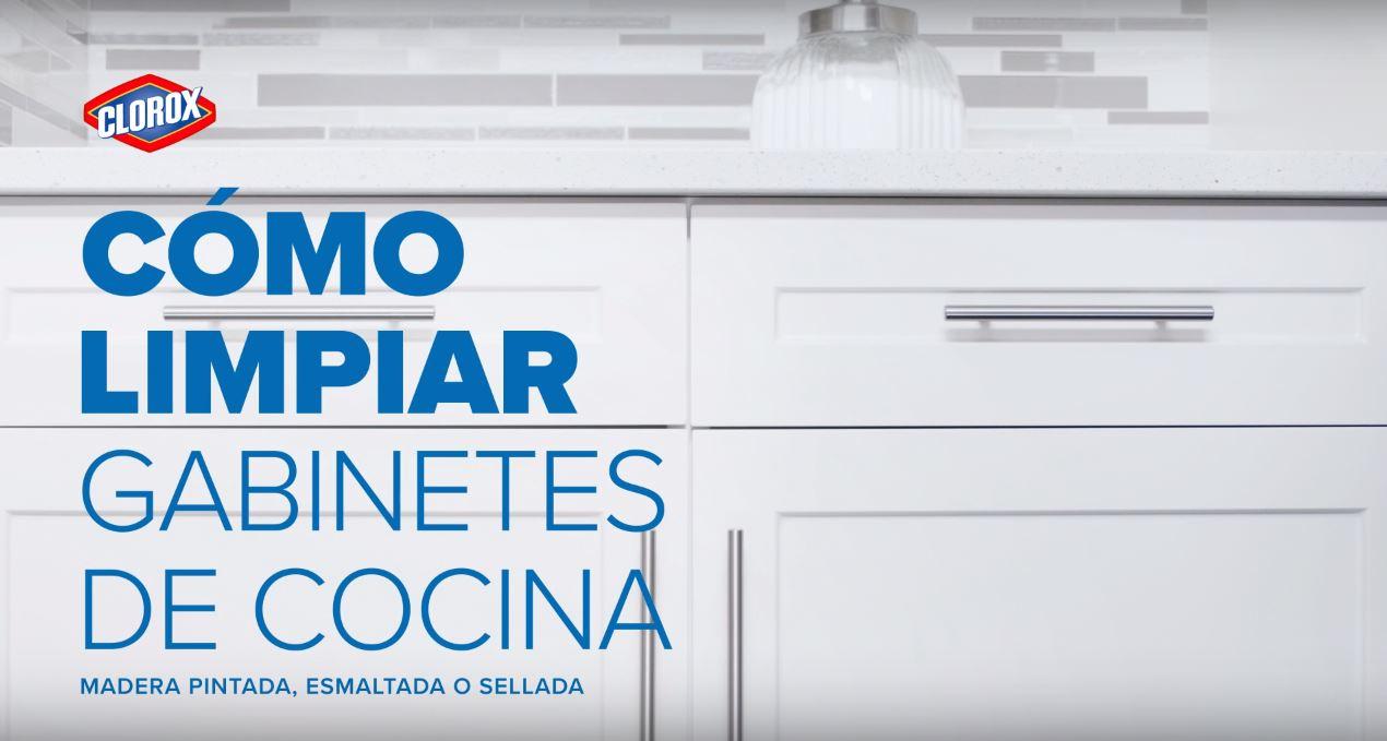 C mo limpiar los gabinetes de tu cocina para que queden relucientes ippo ecuador distribuidor - Limpiar azulejos cocina para queden brillantes ...